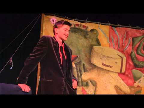 Palo Alto Theater presents The Stinky Cheese Man