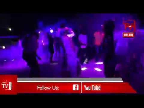 MULTIMEDIA STARS DANCE TO LIVE GOSPEL MUSIC