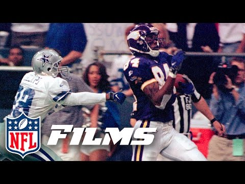 #9 Randy Moss Cooks the Cowboys | Top 10 Thanksgiving Day Moments | NFL Films