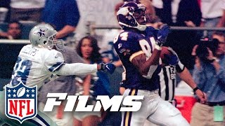 #9 Randy Moss Cooks the Cowboys   Top 10 Thanksgiving Day Moments   NFL Films