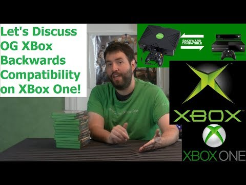 OG XBox Backwards Compatibility on XBox One - Adam Koralik