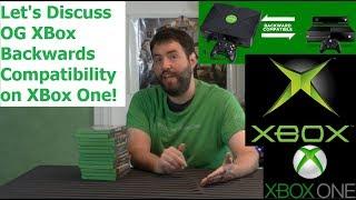 OG XBox Backwards Compatibility on XBox One - Adam Koralik