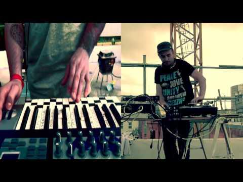 K.U Feat. Dj Sez'n - Blended Corners