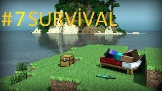Türkçe Minecraft Survival   Nether a Hazırlık Part [2] #7