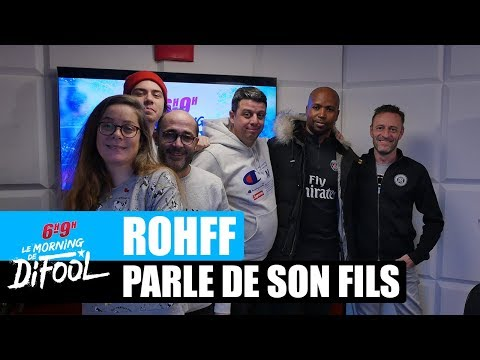 Youtube: Quand Rohff organise une surprise pour son fils ! #MorningDeDifool