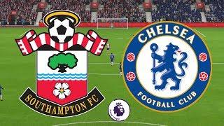 Premier League 2017/18 - Southampton Vs Chelsea - 14/04/18 - FIFA 18