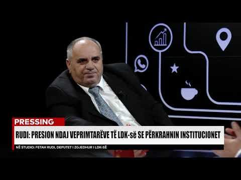 PRESSING, Fetah Rudi - 18.12.2019