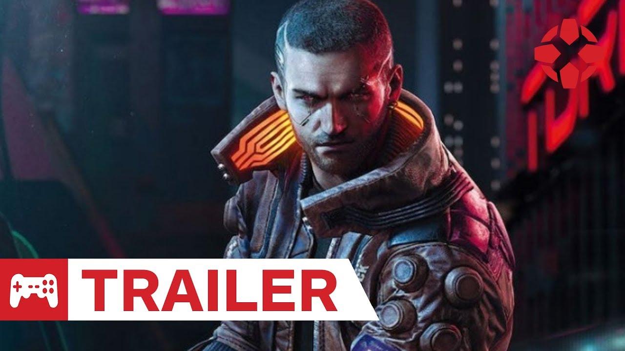 Cyberpunk 2077 Google Stadia előzetes - Gamescom 2019