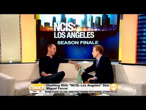 Actor Miguel Ferrer Talks 'NCIS: Los Angeles' Season Finale