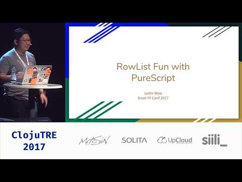 Type-level fun with RowLists in PureScript – Justin Woo
