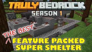 Feature loaded super smelter, and we have a safety violation! Truly Bedrock s1ep47