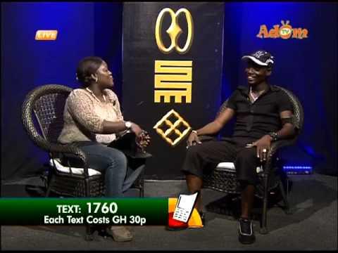 Agya Koo Exclusive Interview on Adom TV 4 5 12 Part 1