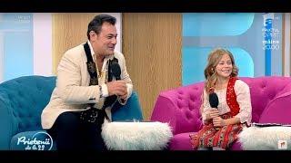 Ionuţ Dolănescu şi fiica lui, Ioana-Maria, au cântat pe scena Festivalului