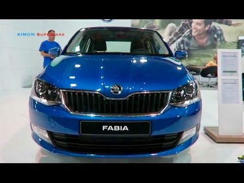 new 2017 skoda fabia exterior interior youtube. Black Bedroom Furniture Sets. Home Design Ideas