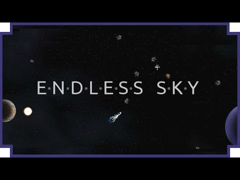 Endless Sky - (Open World Space Sim)