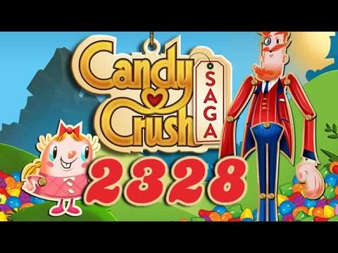 Candy Crush Saga Level 2328