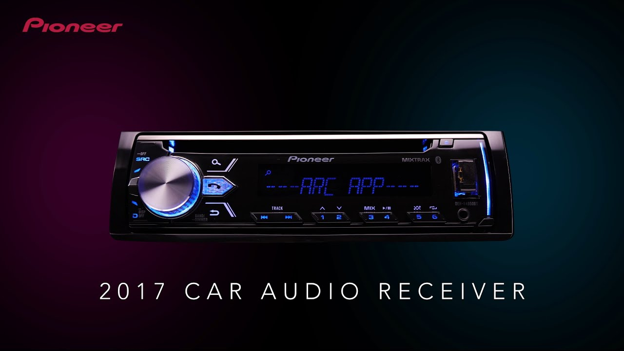 Pioneer New Model For Car Audio