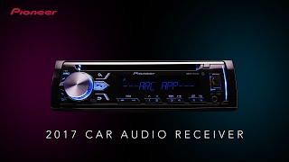 2017 Pioneer Car Audio Receiver Introduction Video general