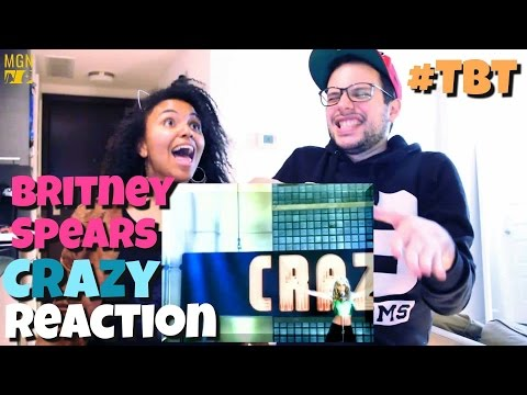 Britney Spears - (You Drive Me) Crazy - #TBT - Reaction
