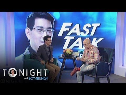 TWBA: Fast Talk with Richard Yap