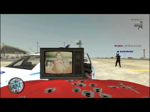 GTA IV MOBILE PORN UNIT