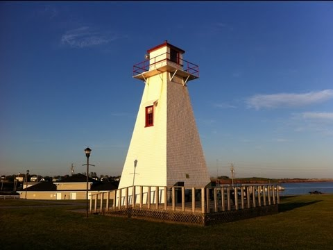 Port Borden Range Rear Lighthouse, Prince Edward Island