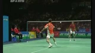 Badminton Jump Smash Compilation