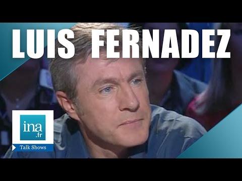 """Luis Fernandez """"Interview vérité PSG""""   Archive INA"""