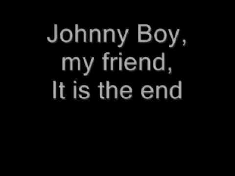 Melanie Safka - Johnny Boy Lyrics