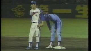 中日ドラゴンズ 1982年優勝の軌跡