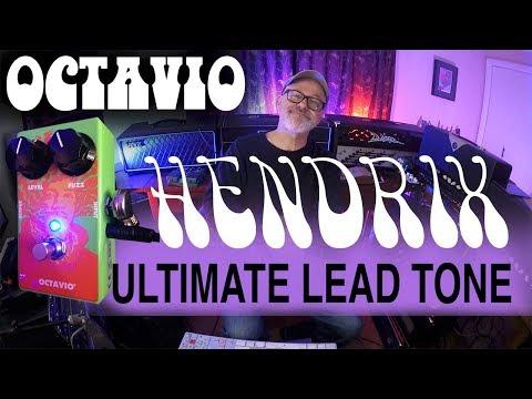 Octavio Pedal | Jimi Hendrix | Ultimate Lead Tone I Tim Pierce | Guitar Lesson | Learn To Play