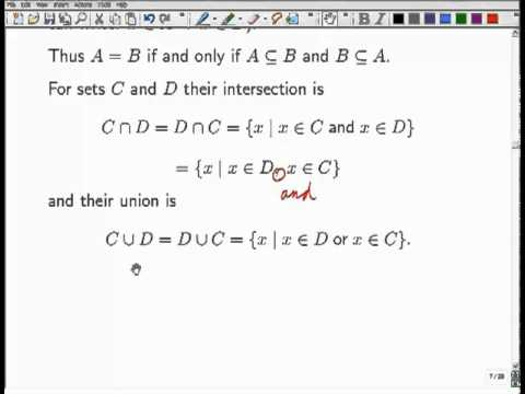 Lecture 1: Math. Analysis