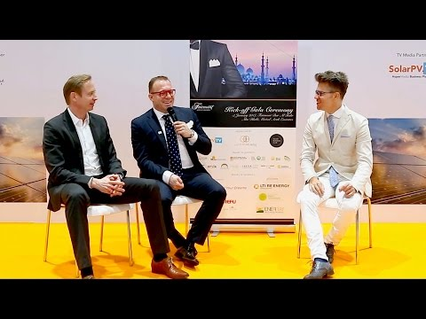 Solar Business Club Discussion at WFES 2017
