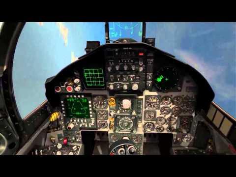 Twitch Stream: DCS World F-15 Multiplayer