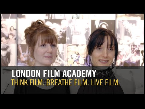 The London Film Academy - producing world-class filmmakers for over 15 years