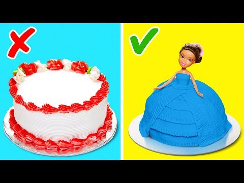 26 SWEET CAKE AND CANDY IDEAS