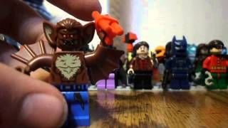 Lego DC Minifigure Collection Update