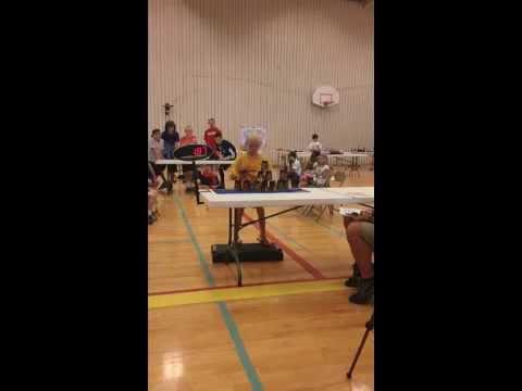 Austin Naber Finals From St. Louis Missouri Tournament 2012 Sport Stacking