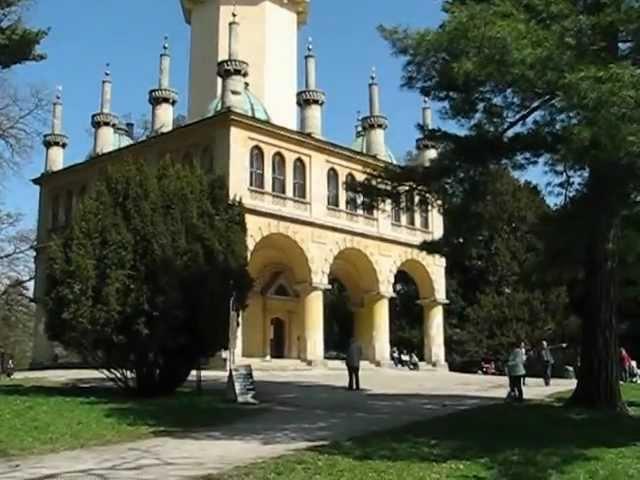 Lednice - Minaret