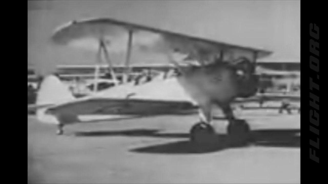 "U.S. Navy Flight Training Film : ""Taxiing & Take-Offs"" 1945"
