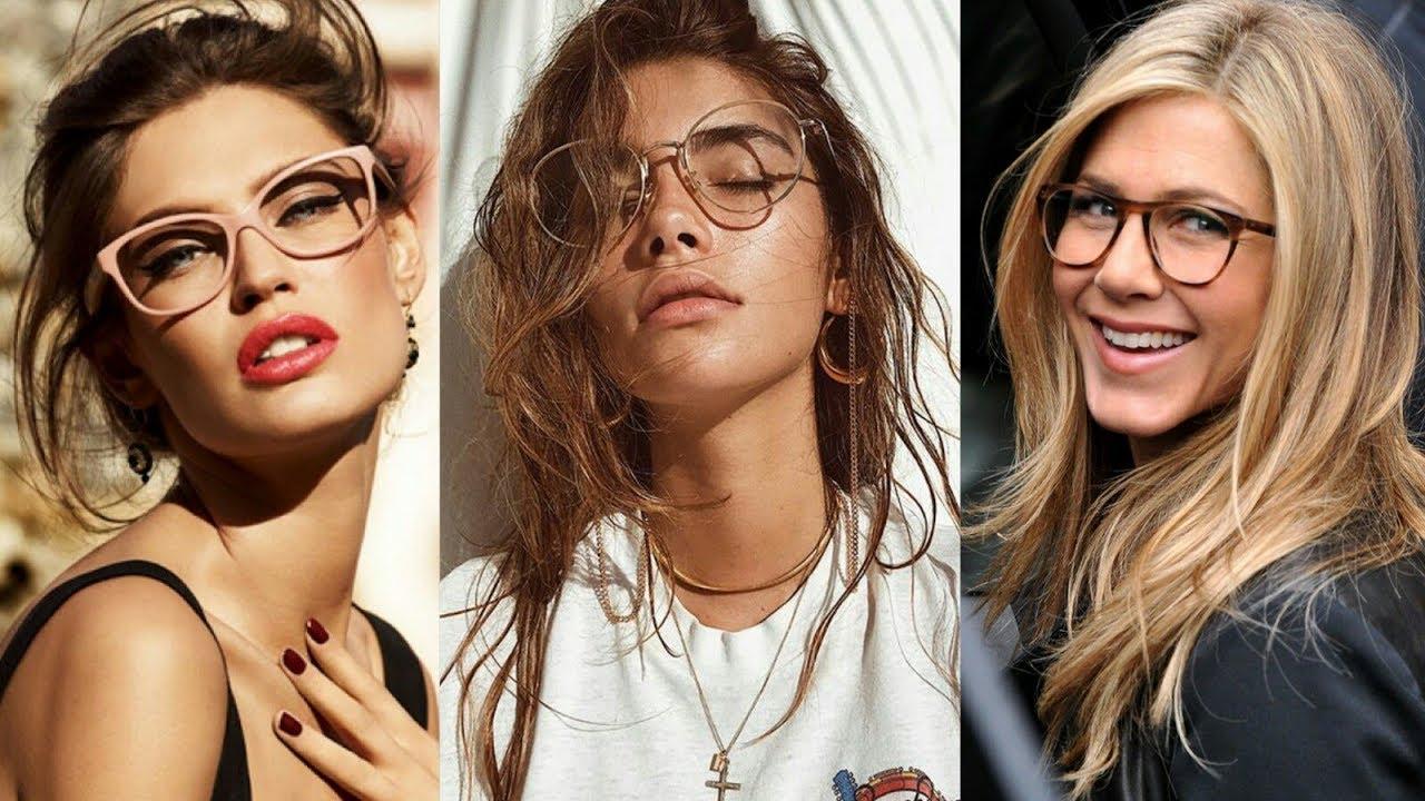 d89efa4230 TENDENCIAS en GAFAS graduadas | Consejos para elegir lentes de vista | MODA  2019 2020