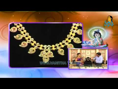Latest Designer Uncut Necklace Sets With Weight   YouTube 360p