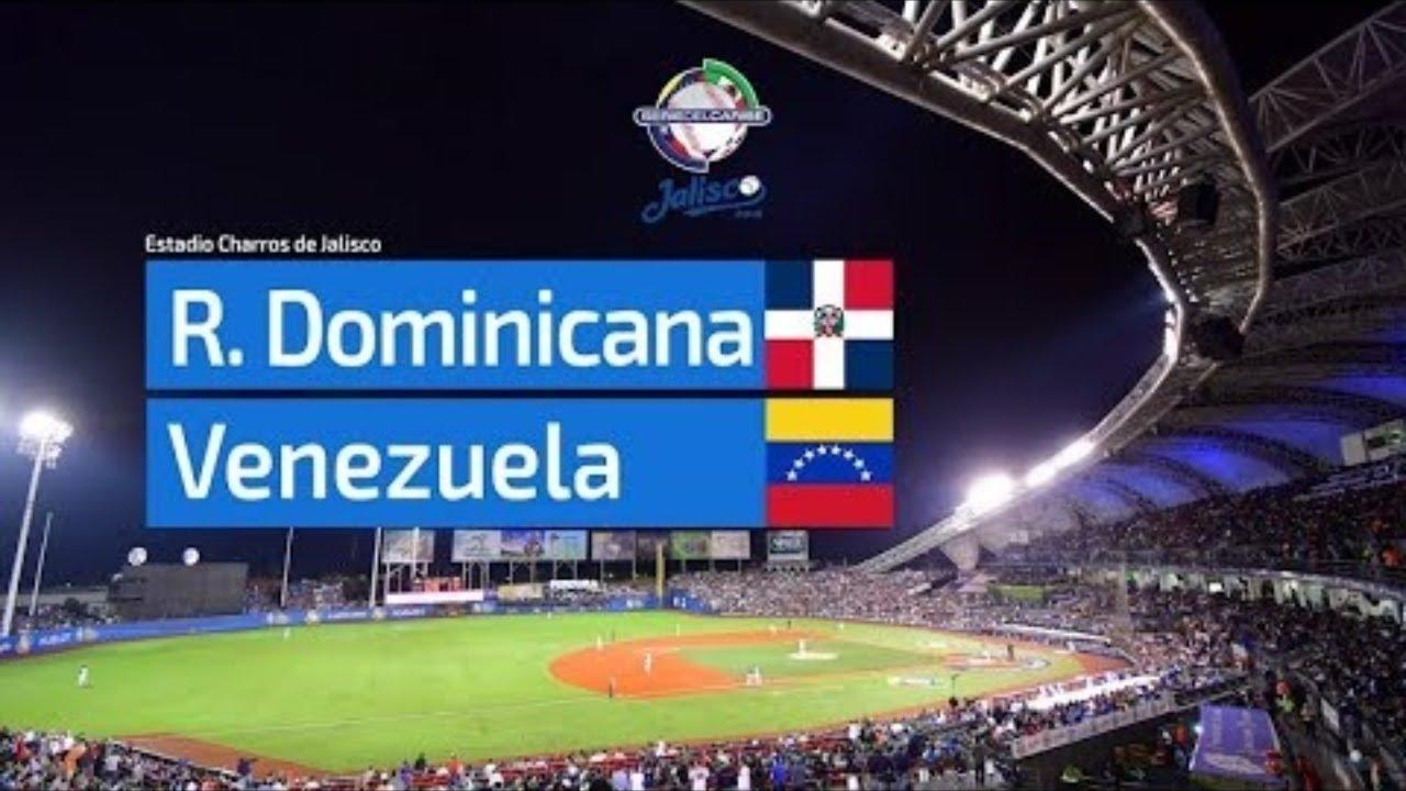 Venezuela vs Republica Dominicana   Serie del Caribe 2020   En VIVO