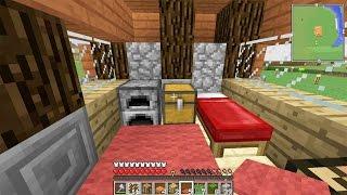 ماين كرافت #31 بناء بيت صغير جدا ( خورافي )