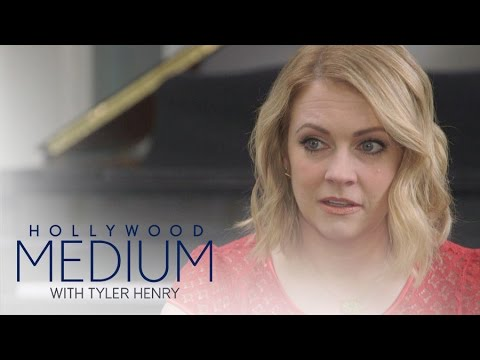 Melissa Joan Hart Gets Read by Tyler Henry  Hollywood Medium with Tyler Henry  E!