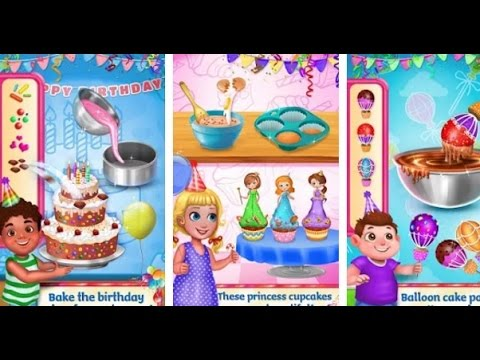 Download Yummy Birthday Cake Decorating APK For Android