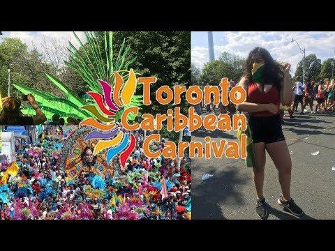 Repeat MY FIRST CARIBANA PARADE | TORONTO CARIBANA 2019 VLOG