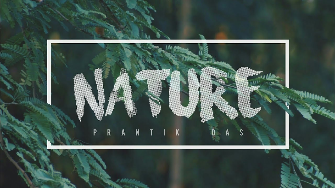 A Nature Film - by Prantik Das | Cinematic Video | Nikon D3400 | Amazing Nature | 2K18