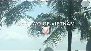 vietnam vlog day two 🐸