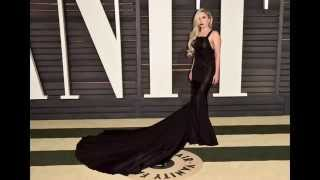 Lady Gaga Vanity Fair Oscar Party 2015 Full HD